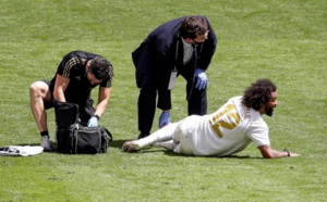 Liga : Victime d'une blessure musculaire, Marcelo indisponible trois semaines