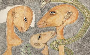 Exposition : Une rétrospective « Saladi » au Musée de Bank Al-Maghrib