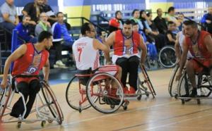 Para-basket : L'OCS accède à la première division du Championnat national