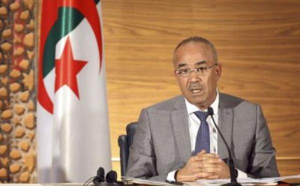 Algerie : Nouveau gouvernement