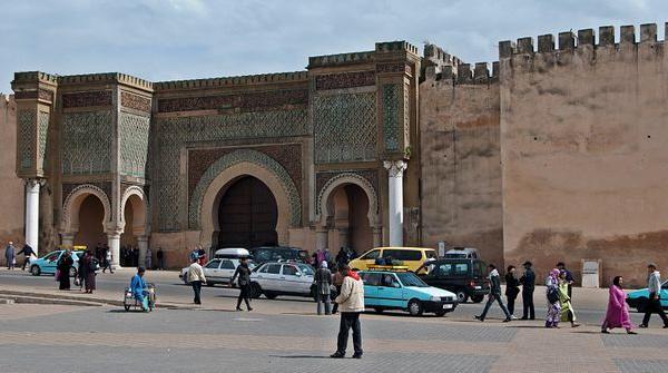 Meurtre et torture d'un enfant à Meknès
