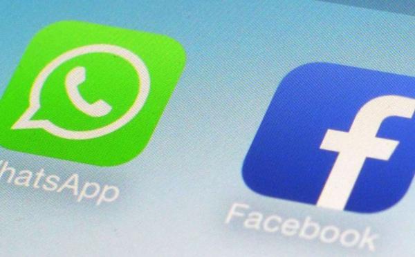 WhatsApp et Facebook, les plus populaires au Maroc