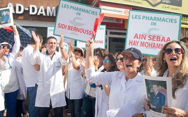 La crise de la pharmacie d'officine et son impact sur la santé publique