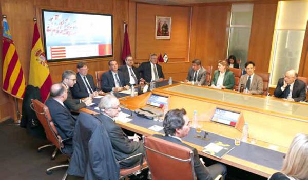 Ximo Puig plaide pour un partenariat renforcé
