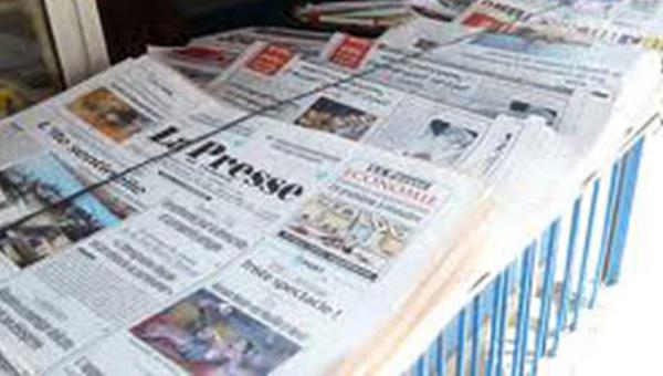 Maghreb: le coronavirus censure les journaux