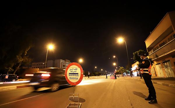 Le travail nocturne de la DGSN à Marrakech