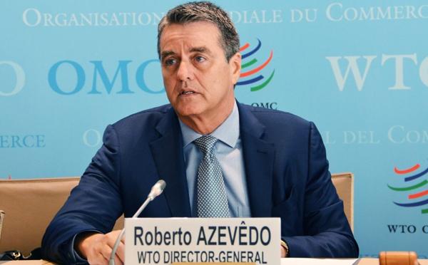 Le DG de l'OMC démissionne en pleine crise économique mondiale