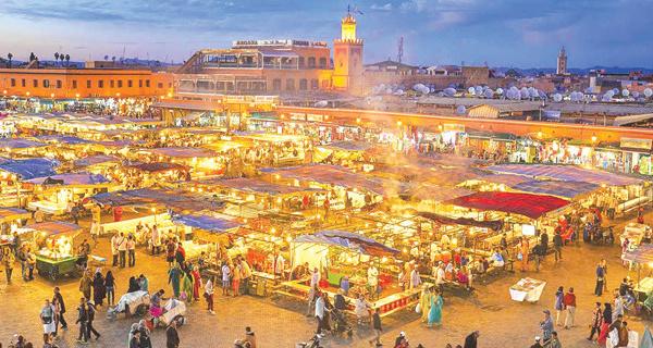 Marrakech : A pied d'œuvre pour préparer le déconfinement