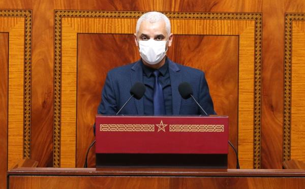 Khalid Aït Taleb s'exprime officiellement sur la chloroquine