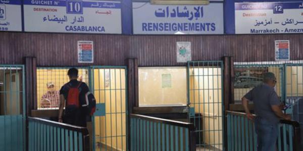 Déconfinement : La gare routière Kamra de Rabat est opérationnelle