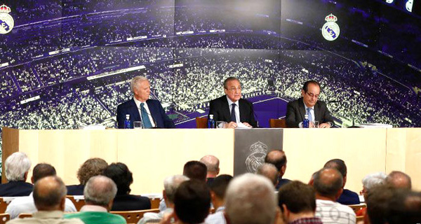 Real Madrid : Récupération de 200 millions d'euros de perte