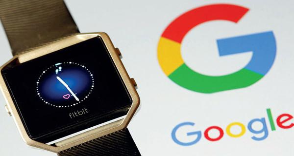 Entreprises High-tech : Enquête sur l'acquisition de Fitbit par Google