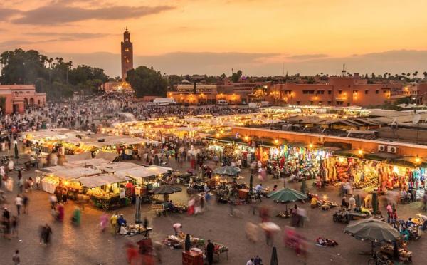 """Marrakech dans le top 25 de """"TripAdvisor"""" des destinations populaires mondiales en 2020"""