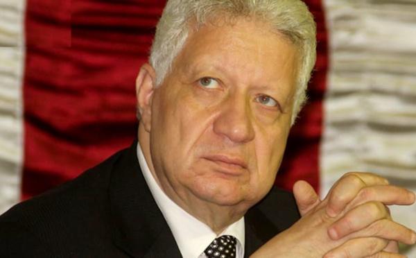 Le Président du Zamalek voit « Rouge » à cause des « Verts» !