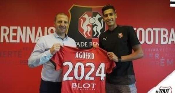 Nayef Aguerd passe de Dijon à Rennes : Il jouera la LDC la saison prochaine !