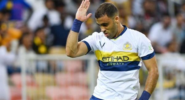 Hamdallah sacré meilleur buteur  du championnat saoudien