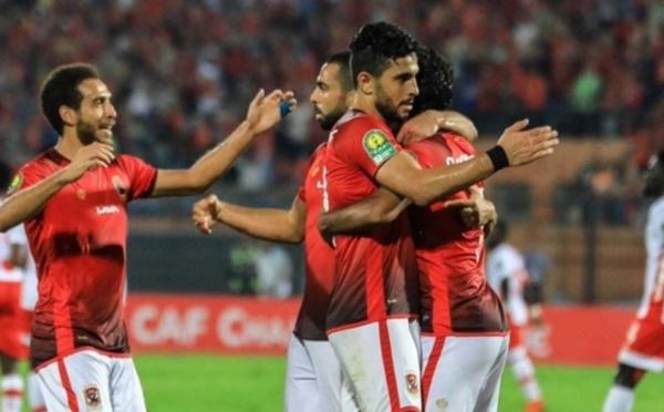 La Covid-19 s'invite chez le club égyptien El Ahly
