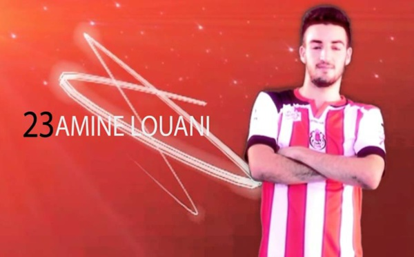 FUS: Amine Louani prolonge jusqu'en 2023