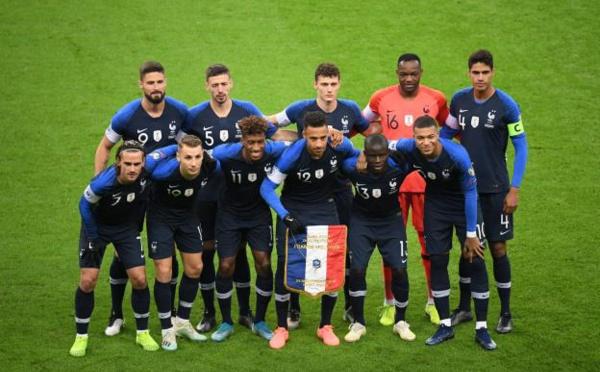 Football: Un match amical pour les Bleus contre l'Ukraine le 7 octobre
