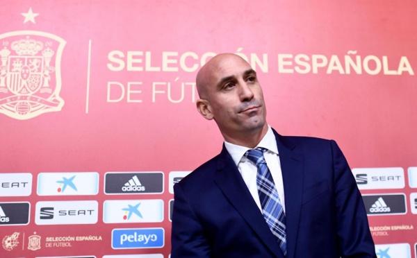 Luis Rubiales réélu à la tête de la fédération espagnole de football