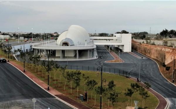 La nouvelle gare routière de Rabat dans toute sa splendeur