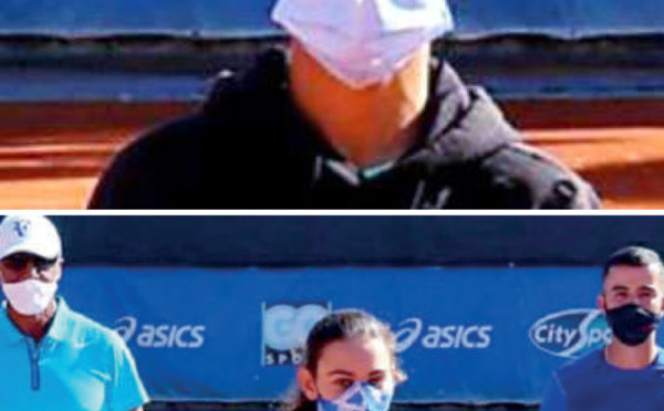 Tennis : Adam Moumar...révélation et sensation