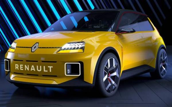 Renault : Une nouvelle vague annoncée