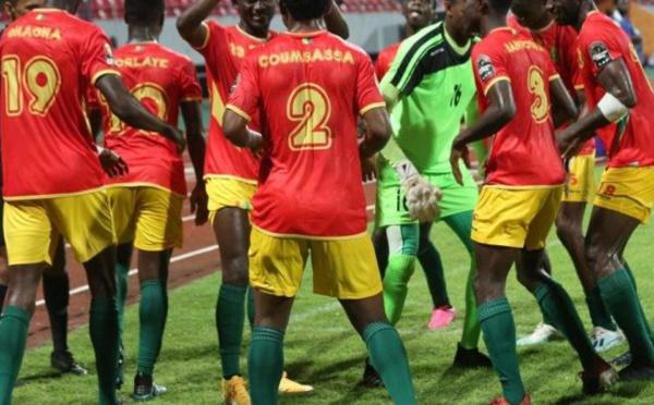 CHAN : La Zambie et la Guinée vainqueurs de la Tanzanie et de la Namibie