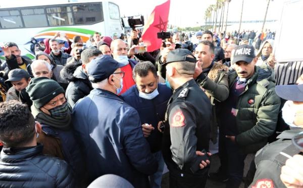 Gare de Ouled Ziane : grogne contre une fermeture…qui dure
