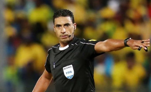 Il avait craché au visage de l'arbitre Jaâfari : La CAF le suspend 2 matchs... pas plus !