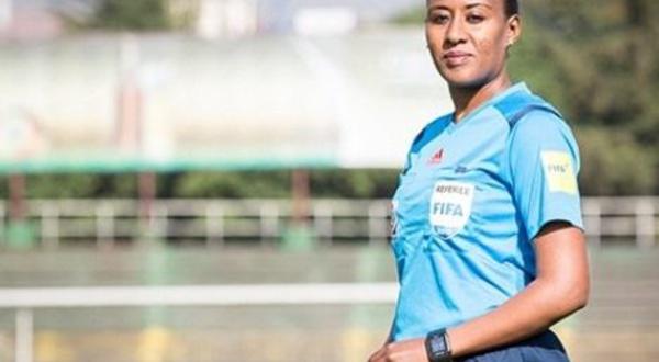 CHAN / Namibie-Tanzanie : Une première… les 3 arbitres étaient des femmes !