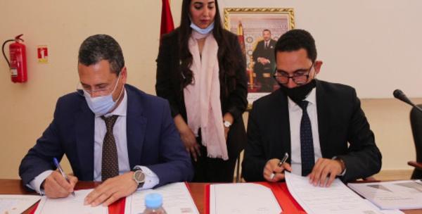 Dakhla: Le CRI et l'ENCG s'engagent en faveur de l'entreprenariat et la création de projets