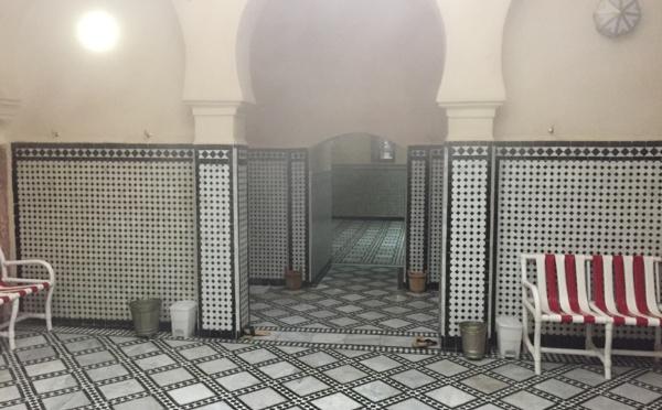Casablanca : L'UGEP met fin au calvaire des hammams