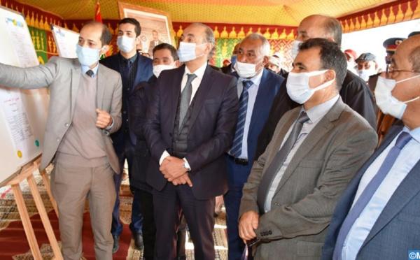 Des projets d'infrastructures pour désenclaver la région de Bouznika