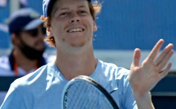 Tennis: À Miami, Hurkacz Hubert...le super !