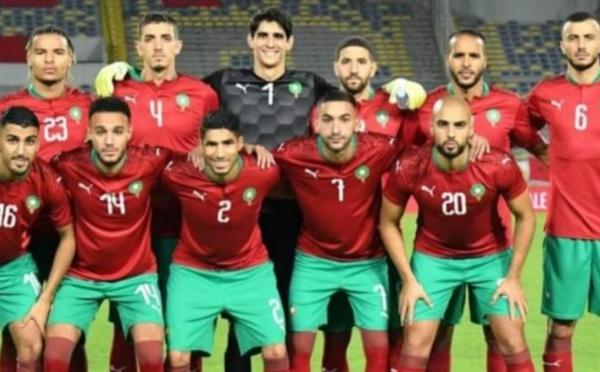 Classement FIFA : Le Maroc perd une place