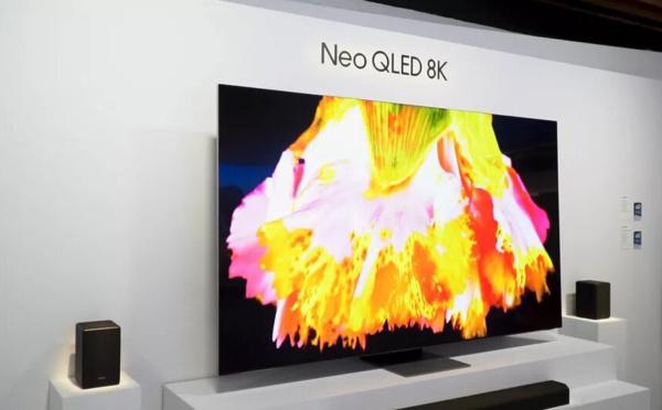 Samsung: Un séminaire pour présenter la nouvelle gamme Neo QLED 8K