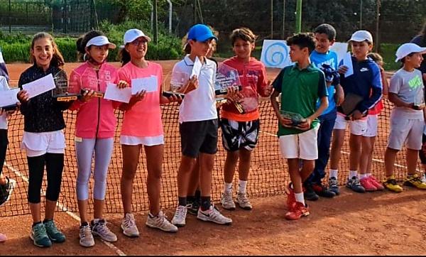 Tennis: À l'ADAM, un palmarès venu d'ailleurs
