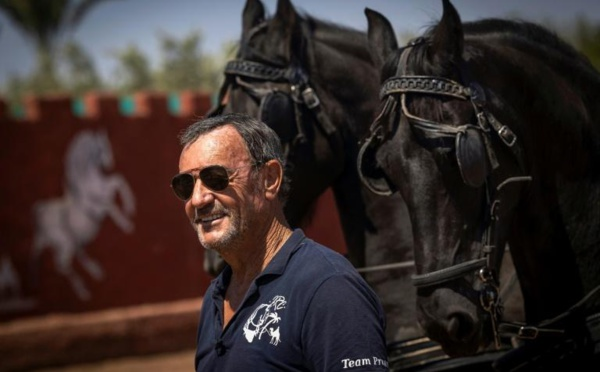 Portrait : L'homme qui murmure à l'oreille des chevaux du cinéma