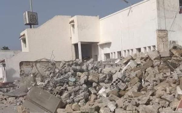 Rabat:  Le mythique stade du FUS n'est plus