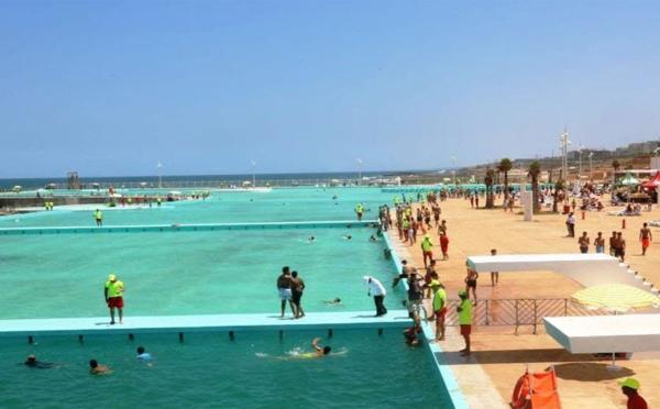 La grande piscine de Rabat rouvre bientôt ses portes (Images)