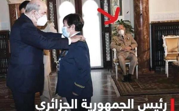 Une fois de plus, le chef d'Etat-major algérien fait sensation