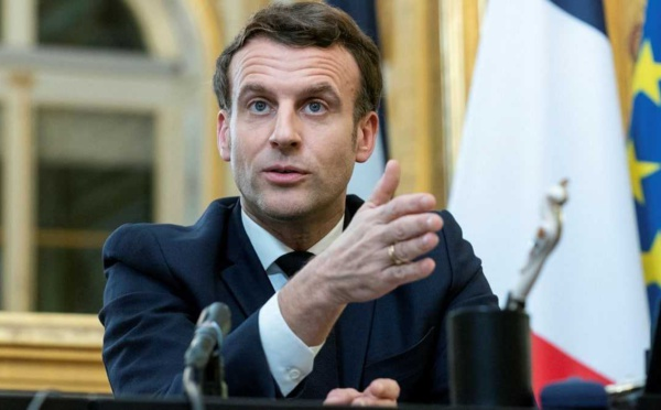 France/Covid: Macron annonce de nouvelles restrictions pour booster la vaccination