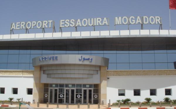 Le transport aérien en forte baisse à l'aéroport d'Essaouira