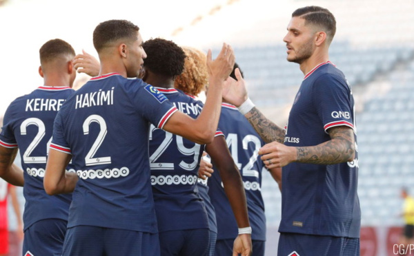 FC Séville - PSG : Les Marocains de Séville et de Paris font match nul (2-2)