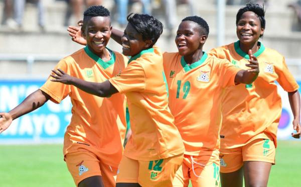 JO-Foot féminin : La Zambie, seule représentante de l'Afrique, éliminée