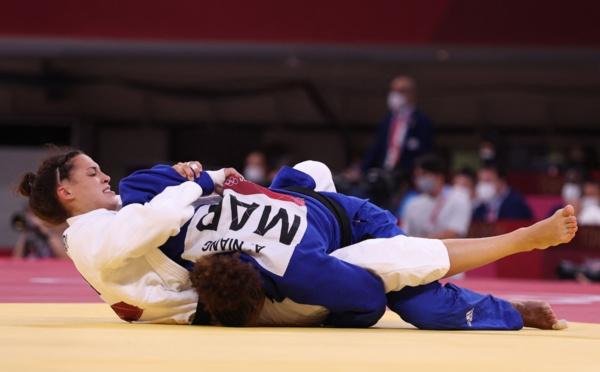 JO-2020:  Assmaa Niang (judo) et Abderrahim Moum (haltérophilie) éliminés d'entrée