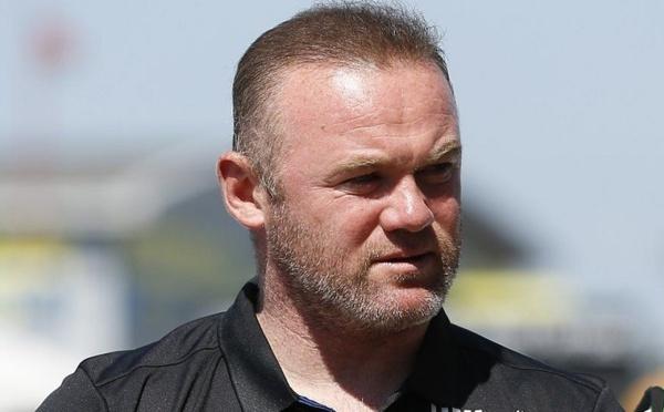 Wayne Rooney dans une mauvaise posture