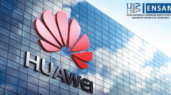 Digitalisation de la certification / ECA : une plateforme marquant le grand succès  de l'alliance entre Huawei et l'ENSAM