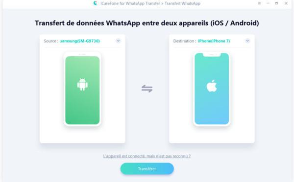 WhatsApp: Le transfert des conversations d'iOS vers Android bientôt disponible